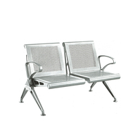 New arrival product popular 2-seater waiting chair for office