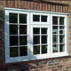 White color PVC single top hung window fixed glass windows upvc windows and doors