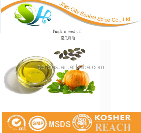Plant manufacturing pumpkin seed oil with top quality and best price