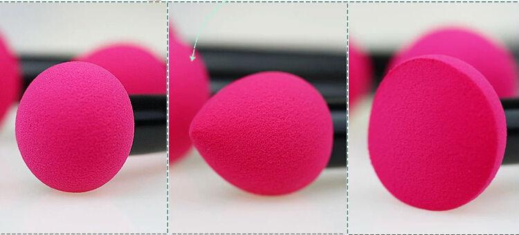 Gril Face Brush Beauty Blender Sponge Brush With Custom Logo And ...