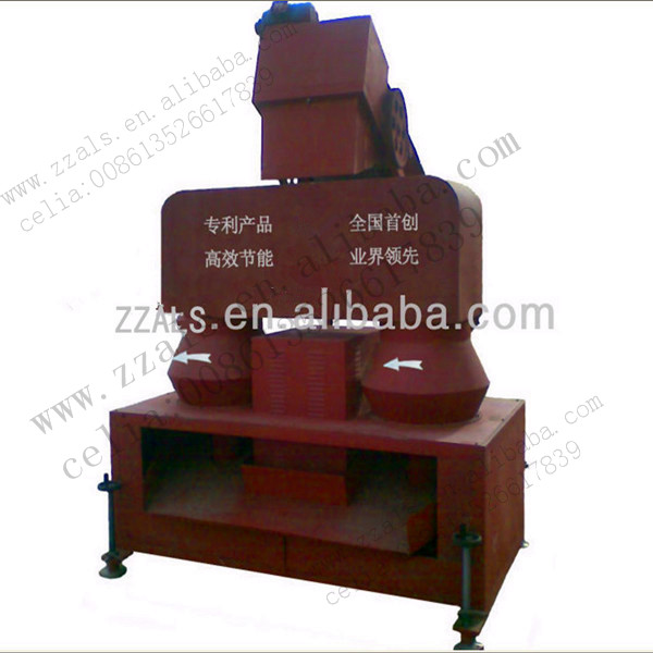 Factory-output 1-2.5t/h biomass briquette machine