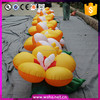 Best price best quality cheap inflatable flower led light chain