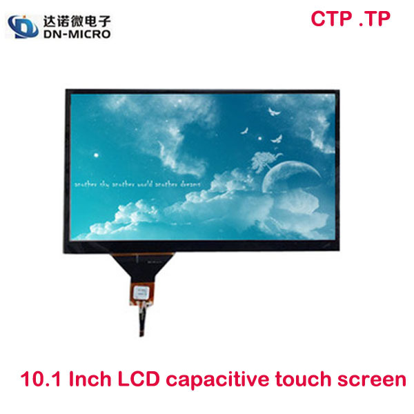 high technology new arrival 10.1 inch LCD waterproof touch screen with IIC interface for tablet PC