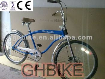 26inch Chopper Fork Ce Beach Cruiser Bike