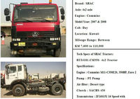 Used Fleet Info Tractor Heads 186 units available