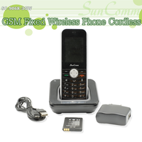 SC-9068-3GW HD voice HD handset high power cordless phone with wifi