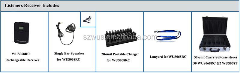 portable wireless communication devices for guided tours and church factory buy handheld. Black Bedroom Furniture Sets. Home Design Ideas