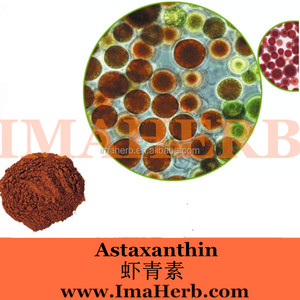 Natural China Supplier fish feed astaxanthin