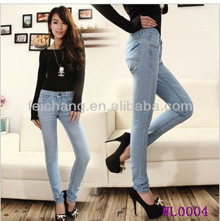 Jeans Pent,Garment,Jeans Oem,Sexy Ladies Tops Latest Design Denim ...