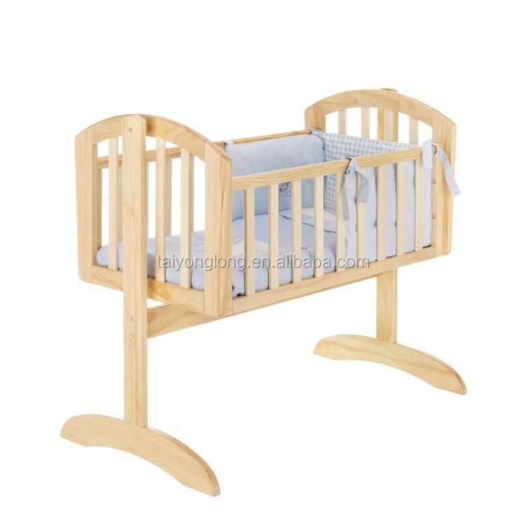non automatique b b berceau lit pour b b nouveau n. Black Bedroom Furniture Sets. Home Design Ideas