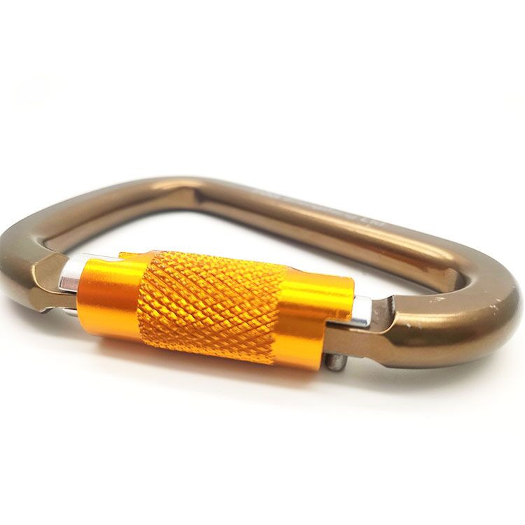 BT-RM36TL Clip Snap Links 25kn Climbing Carabiner Rock Safety Mountaineering Hook