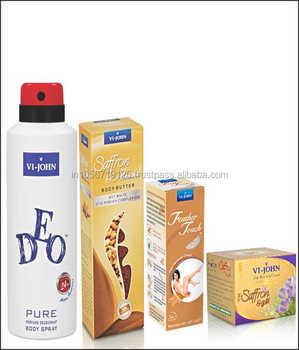 Vijohn S Women Care Kit Hair Remover Sandal Amp Saffron