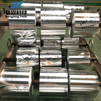 High Quality Factory Price Aluminium Foil Used For Embossed Cooler Aluminum Foil Bags Making
