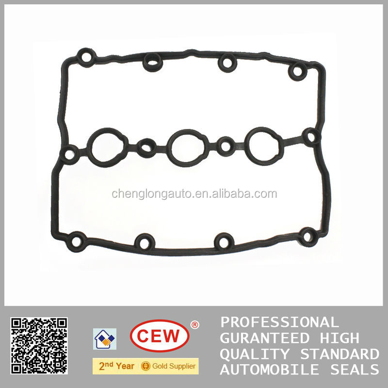 Good quality valve cover gasket for AUDI A4 3.0 (OEM NO. : 051.103.483A ACM or NBR)