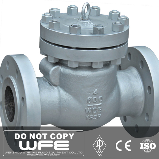 Forge Steel Sw Rf Stainless Price Best Flange Wafer Check Valve