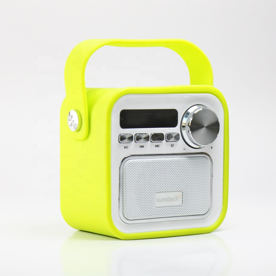 Mini Parts Multi-functional System Woofer Bluetooth Port Usb Speaker Box  Best Loud Portable Speakers With Fm Radio