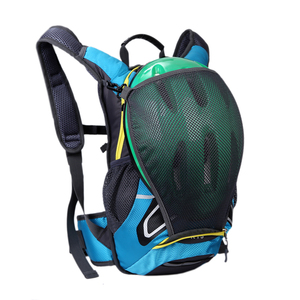 Wholesale best cheap backpack Safety reflective waterproof cycling backpack