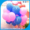 Round latex happy birthday balloons pictures for decoration