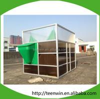 Household biogas