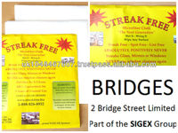 Incredible New STREAK FREE Microfibre Cleaning Cloth
