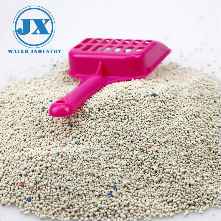 2017 adhesive bentonite cat litter granules making machine price