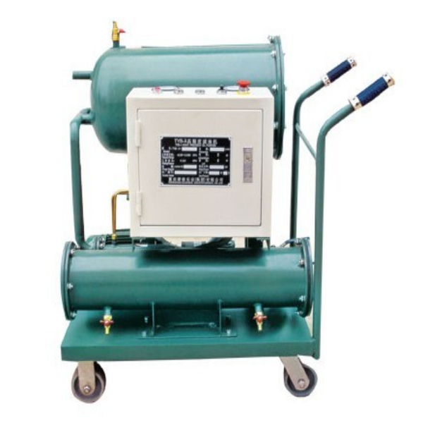 Energy saving heavy fuel oil purifier