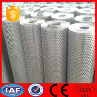 Aluminum Expanded Metal Perforated Mesh Sheet Suppliers