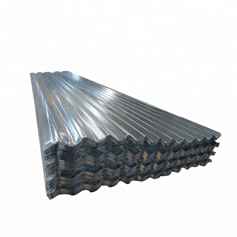 Galvanized Corrugated Heat Resistant Roofing Sheets Iron <strong>Steel</strong>