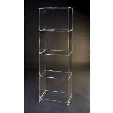 Acrylic Bookcase Bookshelf
