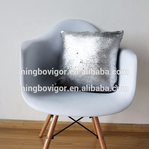 Reversible Two Tone Color Changing Sequin Cushion Cover Wholesale, Paillette Back Cushion, Chair Cushion