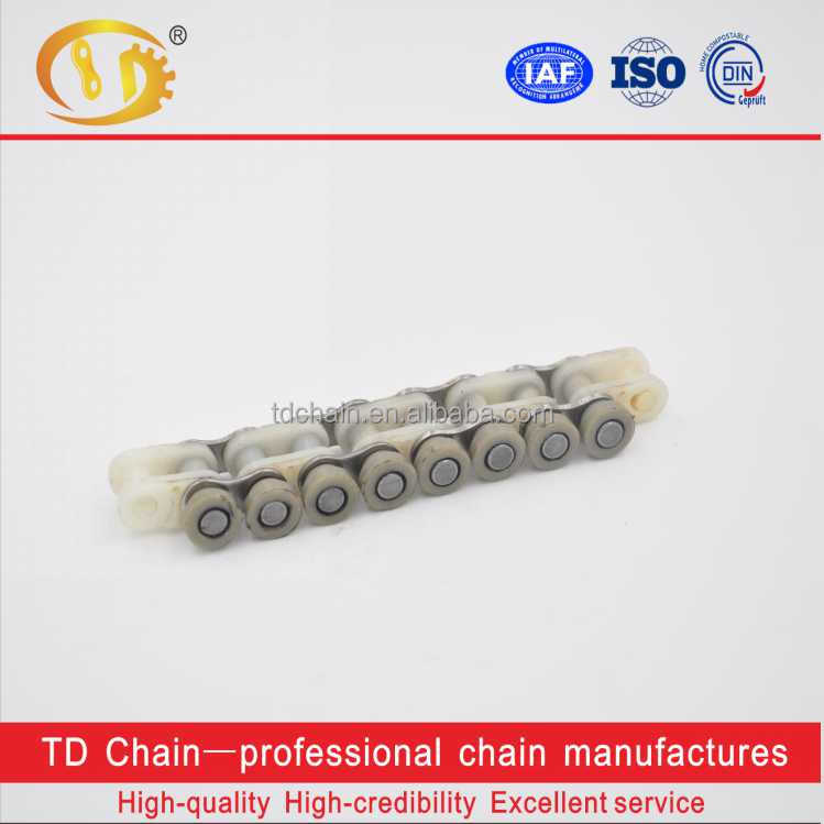 Double Row Short Pitch Precision 81X Lumber Conveyor Chain