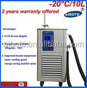 10L / -80 to 99 degree water chiller/circulating bath/Low Temperature(Constant-temperature)Stirring Reaction Bath