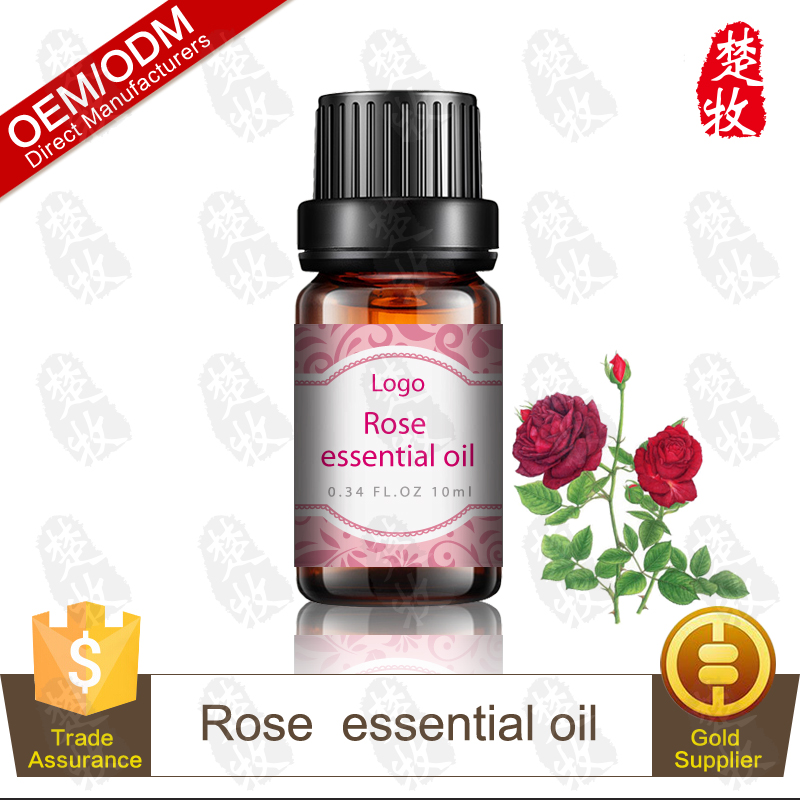 100% Pure,Natural and Organic Rose Essential Oil 10ml Private Label Professional Supplier