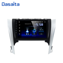 "Dasaita 9 ""Car <span class=keywords><strong>Android</strong></span> 9.0 radio Auto per Toyota <span class=keywords><strong>Camry</strong></span> <span class=keywords><strong>2012</strong></span> 2013 2014 di Navigazione GPS 1080 p Video Auto stereo 64 GB ROM"