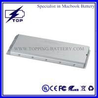 "UL CE Rohs FC Replacement Laptop Battery for White Sliver Black macbook battery A1185 for MacBook 13"" 5600mAh-F"