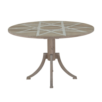 Economical custom design 120*120*76cm side tables