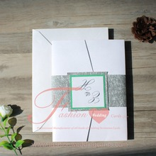 PocketFold Customized 2016 Latest Design Wedding Invitation Card