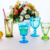 Coloured Kitchen Bar Table Decoration ice coffee gear