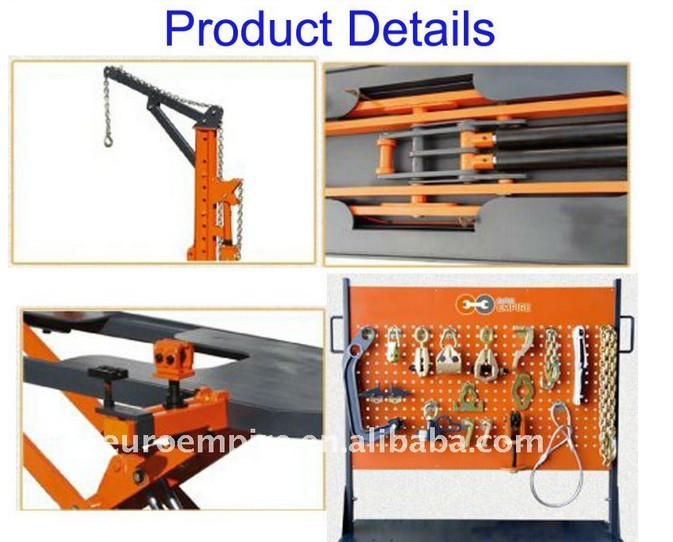 european style hot saleused car o liner frame machine
