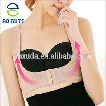 2c6c551131b73 Women s Breast Bust Push Up Body Shaper Bra sleeping bra Back Support  Posture Corrector Underwear
