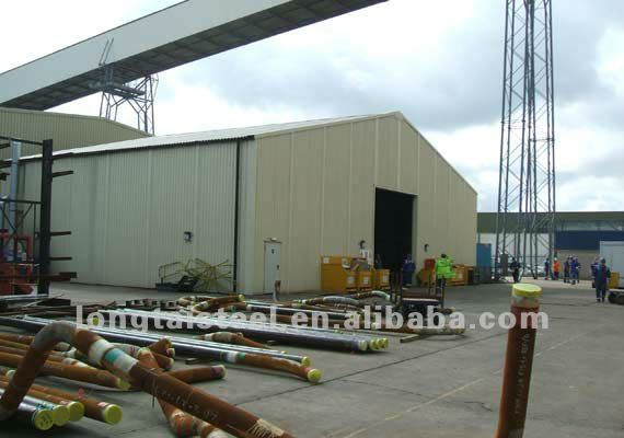 Prefabricated Steel Industrial Warehouse/wokshop/buildings