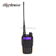 CD--X3UV dual band VHF UHF ham <span class=keywords><strong>radyo</strong></span> Dual Band Walkie Talkie Alıcı-verici