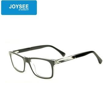 dcb540523d Italian designer brand acetate frames luxury fashion eyeglasses men eye  glasses retro eye frame
