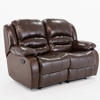 Modern Furniture Dubai Cheer Leather Set 2 Seater Sectional 3 1