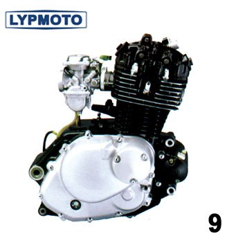 Motorcycle Engine GS125