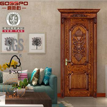 Apartment Front Door Security Wooden Carving Door Designs Buy