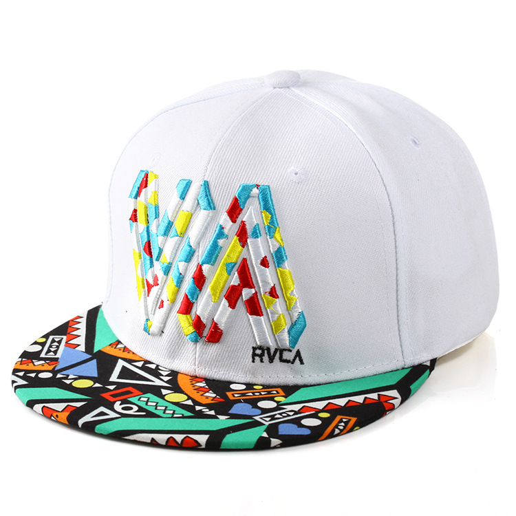 Wholesale colorful embroidered logo hip hop snapback baseball <strong>cap</strong>