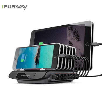 Multi Phone Charging Station Portable Electric Supply Tablet