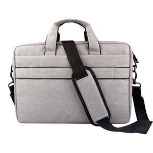 3 Carry Way Small Case Men Laptop Sling Trolley Bag for 15 Inch