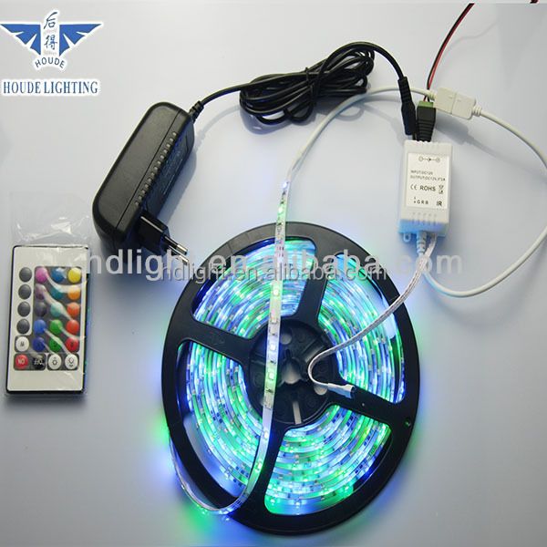 modern prouduct!HDL-3528/5050 Music Sound LED Controller for RGB Strip Light/flexible light strip